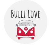Kronkorken - Schlüsselanhänger - Bulli Love