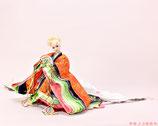 親王装束 女雛 MIYABI.L.f.001