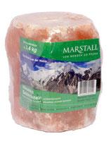 Himalaya-Salzleckstein von Marstall