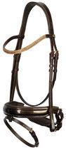 """Zaum """"Metallic Brass"""" von Harrys Horse"""