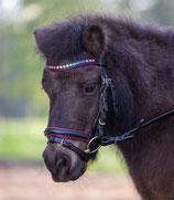 """Zaum """"Star Pinky"""" für Pony und Shetty von Waldhausen"""