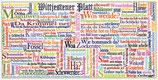 Wittgensteiner Platt Postkarte