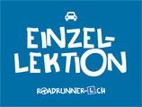 Roadrunner Einzel-Fahrlektion AUTO