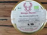 Rinder-Jagdwurst