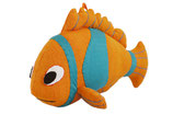 Fisch Udo - Orange