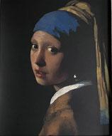 フェルメール「真珠の耳飾りの少女」作品のみ ※和紙に印刷