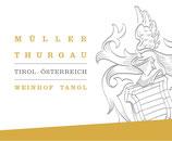 Müller Thurgau, Jahrgang 2019, 1 Fl. 0,75 lt.
