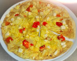 125. Pizza Paneer do Pyaga