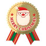 メッセージシール Merry Christmas 2