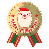 Merry Christmas 2 メッセージシール