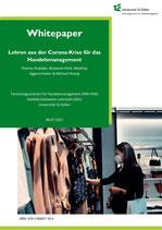 Whitepaper - Lehren aus der Corona-Krise für das Handelsmanagement