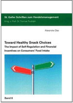 Toward Healthy Snack Choices