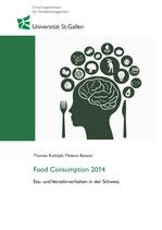 Food Consumption 2014