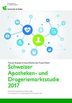 Schweizer Apotheken- und Drogeriemarktstudie 2017