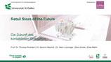 Store of the Future: die Zukunft des kontaktlosen Einkaufens