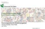 Food Consumption 2020