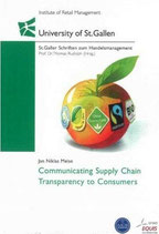 Communicating Supply Chain Transparency to Consumers