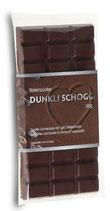 Tautona Dunkle Schokolade 80g
