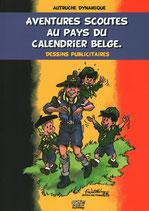 Aventures Scoutes au pays du calendrier Belge