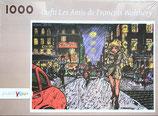 Puzzle Natacha place Cathédrale - 1000 pièces