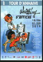 Affiche ''Walthéry s'affiche''