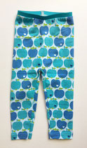 "Leggings ""Apfel blau"""