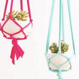 Macramé   3 hangers