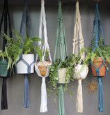 Macramé hangers
