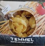 Bandnudeln in den Sorten Tomaten/Spinat/Chilli