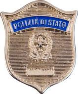 PLACCONA POLIZIA DI STATO TIPO OP.