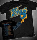 Tour-T-Shirt [schwarz]