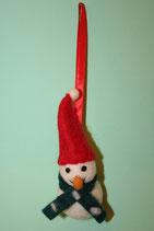 Muñeco de nieve 11cm