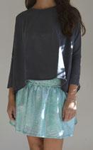Faldas tela de sari