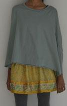 Falda tela de sari