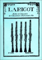 Larigot spécial XVIII - 2007