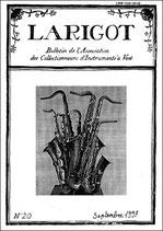 Larigot 20 - année 1997