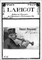 Larigot 16 - 1er semestre 1995