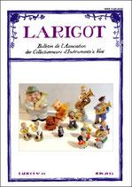 Larigot 55 - 1er semestre 2015