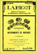 Larigot spécial X - 1999