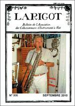 Larigot spécial XXI - 2010