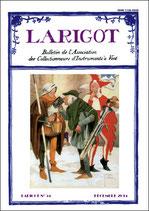 Larigot 54 - 2e semestre 2014