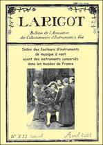 Larigot spécial XII - 2001