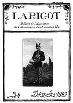 Larigot 24 - 2e semestre 1999