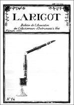 Larigot 14 - 1er semestre 1994