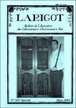 Larigot spécial XIV - 2003