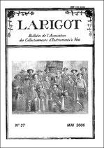 Larigot 37 - 1er semestre 2006
