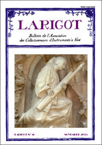 Larigot 56 - 2e semestre 2015