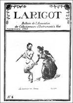 Larigot 6 - 2e semestre 1989