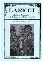 Larigot spécial XV - 2004