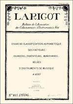 Larigot spécial VIII - 1997